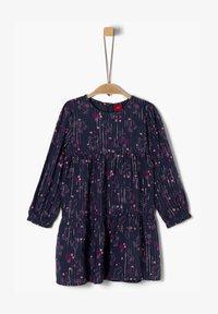 s.Oliver - Day dress - dark blue aop - 0