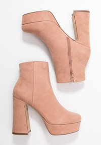 Madden Girl - High heeled ankle boots - tan - 3