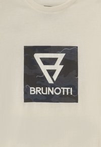 Brunotti - TIM - Triko spotiskem - snow - 2