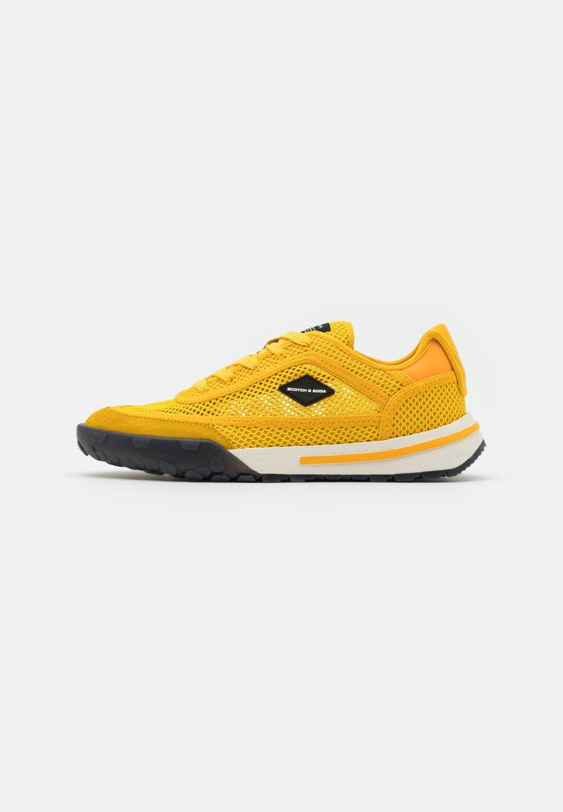 Scotch & Soda - KAGANN  - Sneakers - yellow