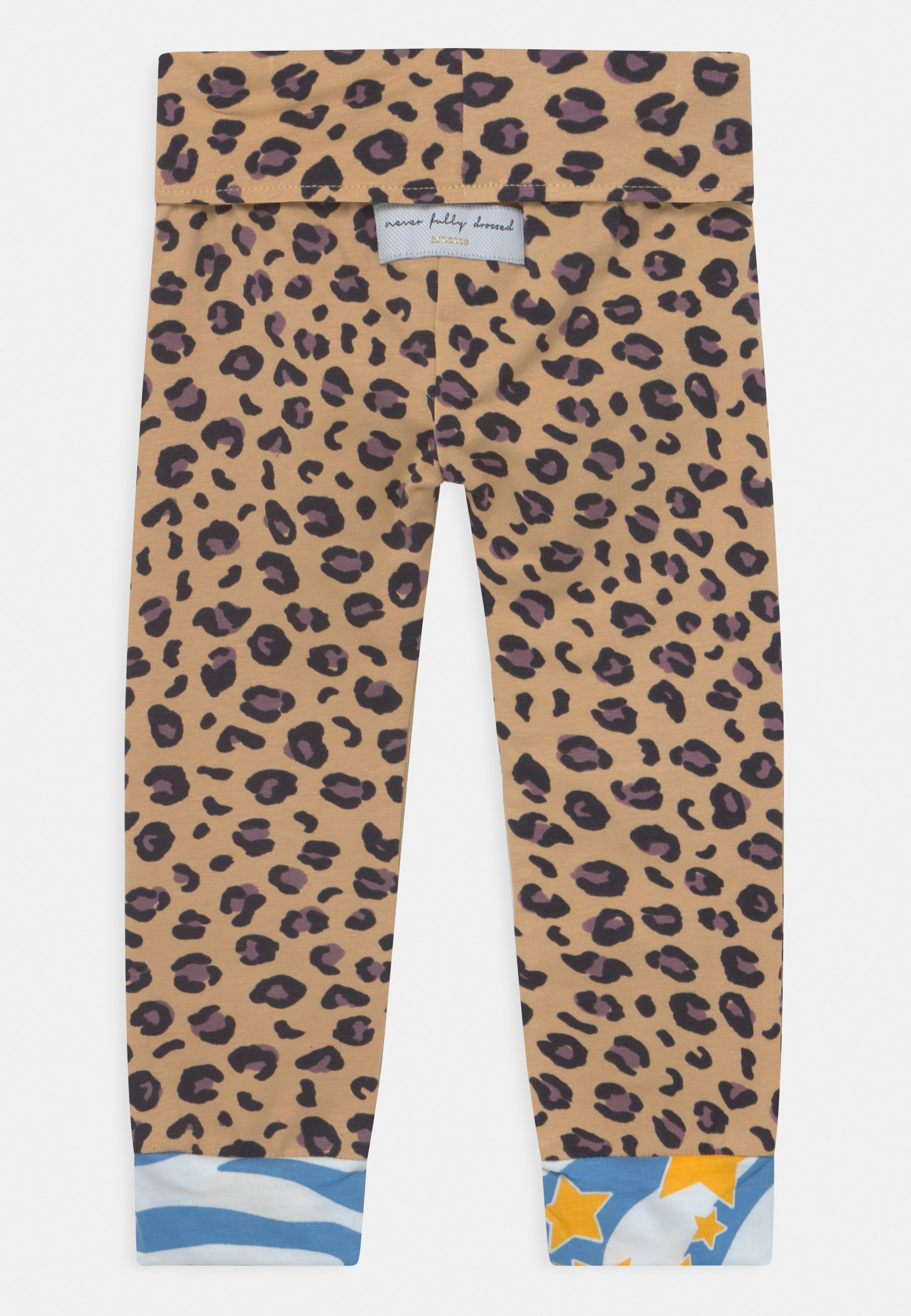 Kids LUCIA LEOPARD UNISEX - Leggings - Trousers