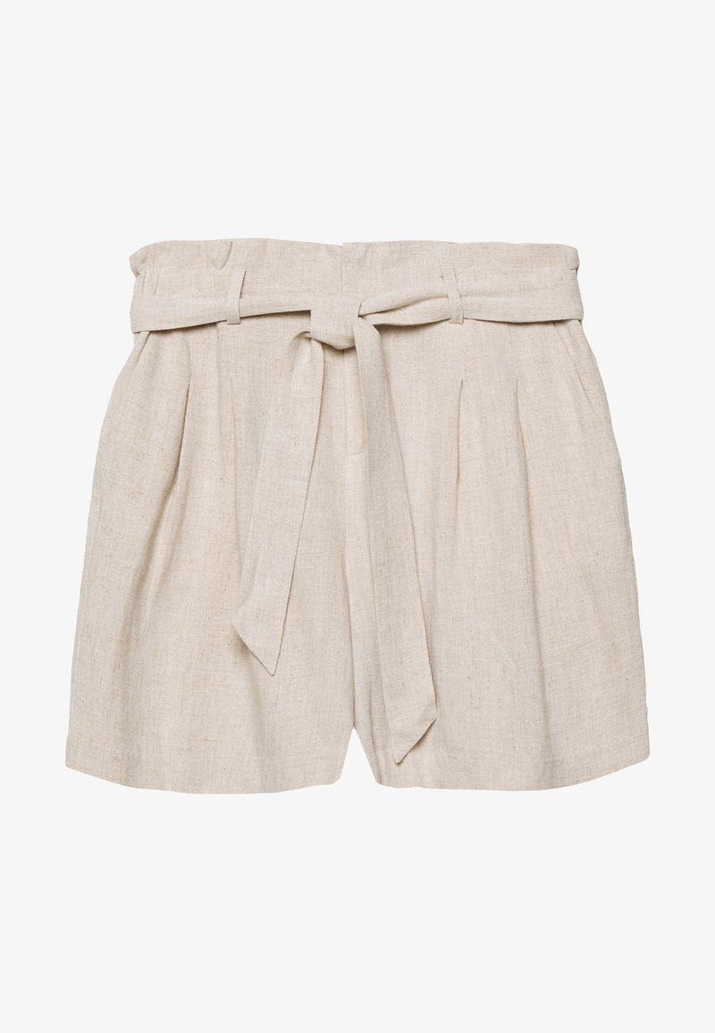 b.young - JOHANNA - Shorts - light sand