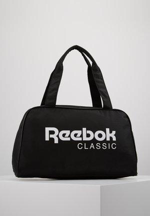 CORE DUFFLE - Sportovní taška - black