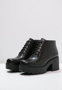 Vagabond - DIOON - Platform ankle boots - black - 2