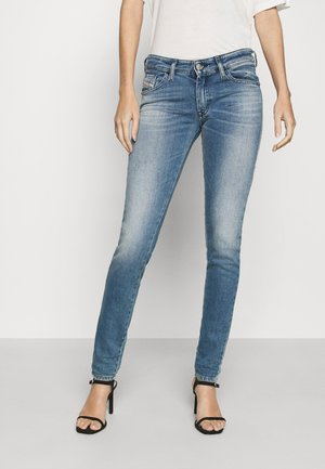 SLANDY LOW - Jeans Skinny Fit - indigo