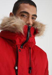 Alessandro Zavetti - OSHAWA - Winter jacket - red - 5