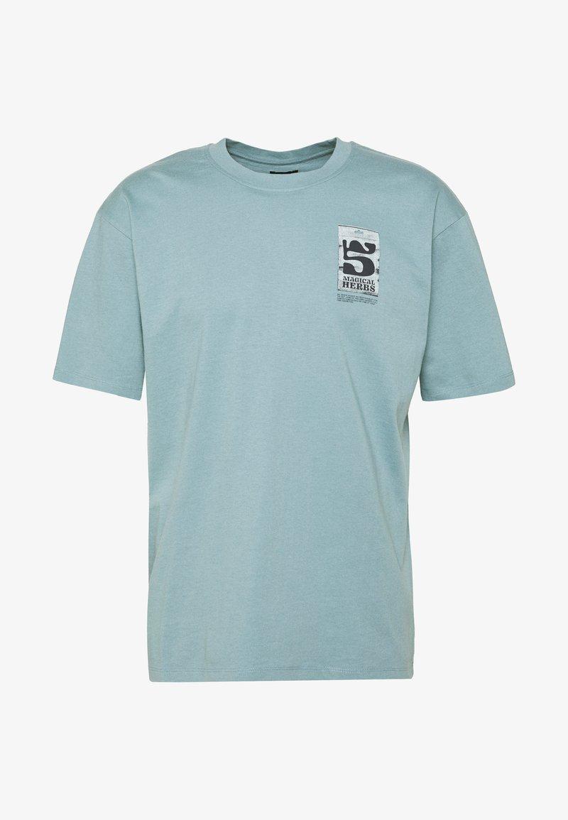 Edwin - MAGICAL HERBS - Print T-shirt - arona
