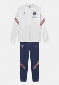 Nike Performance - PARIS ST. GERMAIN SET UNISEX - Fanartikel - white/midnight navy - 0