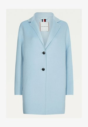 Short coat - c light blue
