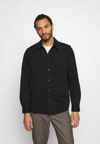Nudie Jeans - CHET - Camisa - black - 0