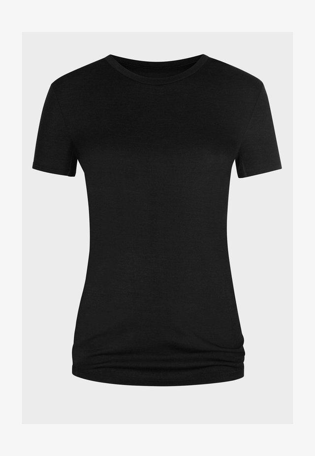 UNTERHEMD SERIE PERFORMANCE - Hemd - schwarz