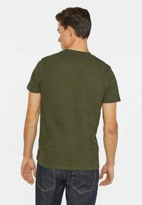 WE Fashion - Print T-shirt - army green - 2