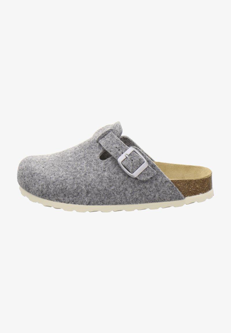 AFS Schuhe - FILZHAUSSCHUH - Slippers - grau