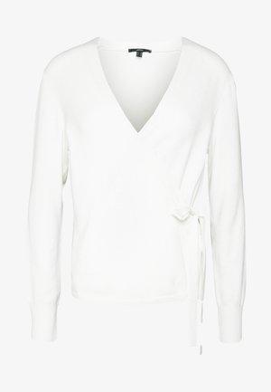 ECOVERO - Kardigan - off white