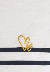 TOM TAILOR DENIM - Print T-shirt - white - 2