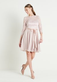 Swing - Cocktail dress / Party dress - rose - 2
