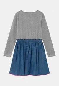 Staccato - KID - Jersey dress - silver melange - 1