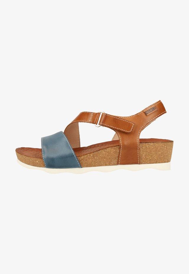 Sandales - blue