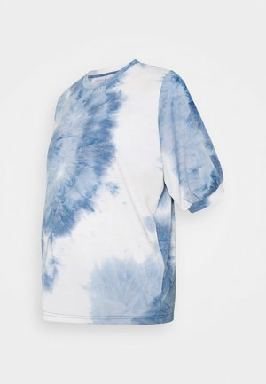 BETH - Print T-shirt - placid blue