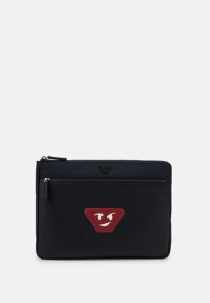 HANDBAG - Laptoptas - navy/black