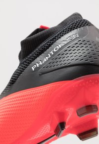 Nike Performance - PHANTOM VISION 2 PRO DF FG - Moulded stud football boots - laser crimson/metallic silver/black - 5