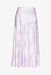 Guess - ARIELLE SKIRT - A-line skirt - purple - 3