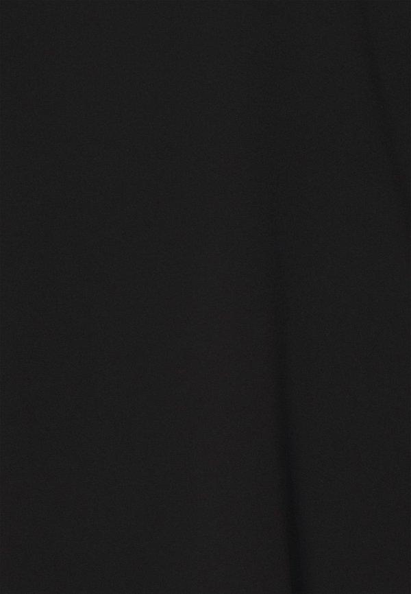 Vero Moda VMBECCA PLAIN - T-shirt basic - black/czarny BCGD