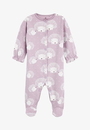 3 PACK HEDGEHOG SLEEPSUITS - Pijama - purple