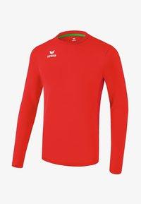 Erima - TRIKOT LIGA LANGARM KINDER - Sports shirt - red - 0