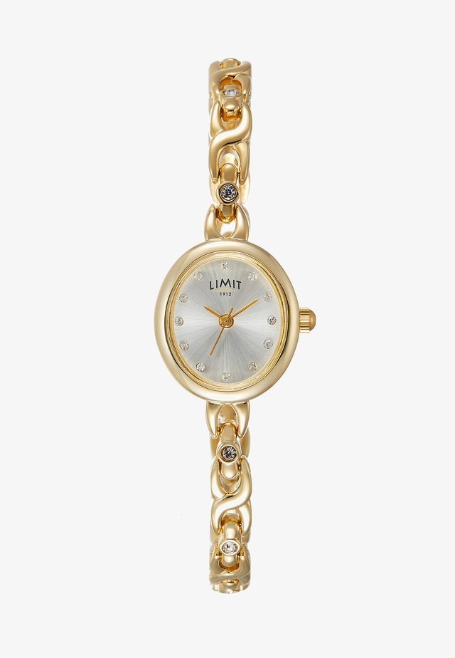 LADIES BRACELET WATCH - Watch - gold-coloured