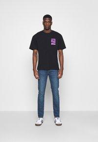 Levi's® - 512 SLIM TAPER - Jeans slim fit - dark indigo - 1