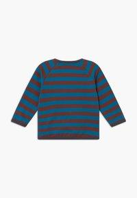 Sense Organics - ETU BABY  - Sweater - brown/blue - 1