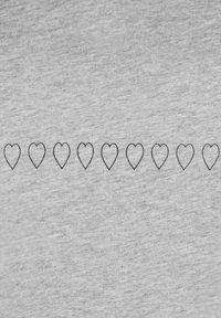 Live Unlimited London - Print T-shirt - light grey - 3