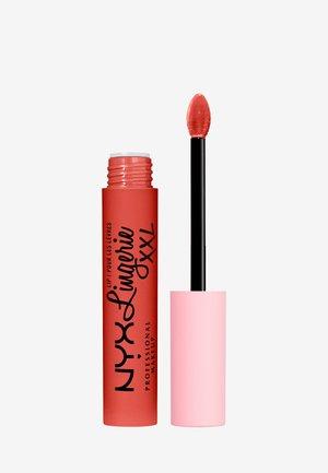LIP LINGERIE XXL - Lip stain - LXXL06 peach flirt