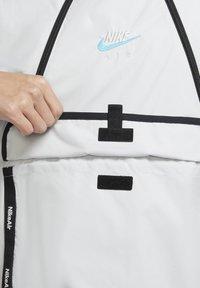 Nike Sportswear - Outdoor jacket - grey fog/black/laser blue - 7