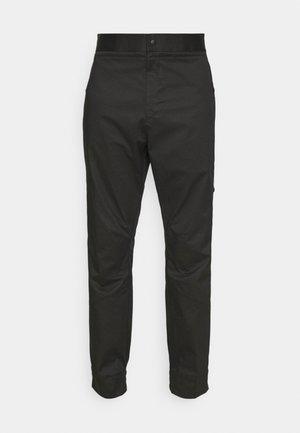 FAREL - Cargo trousers - black