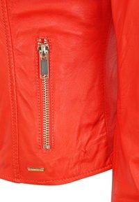 Rino&Pelle - Leather jacket - flame - 4