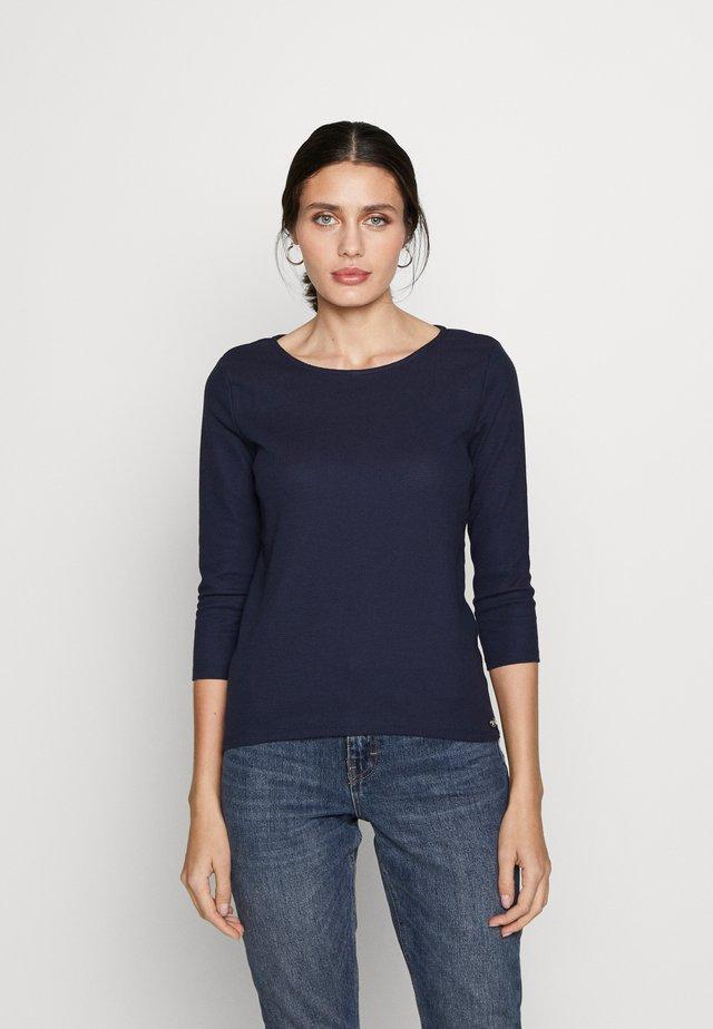EASY - Pitkähihainen paita - real navy blue