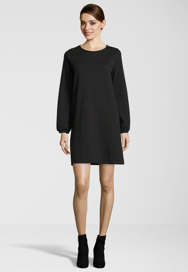 Jersey dress - antracite