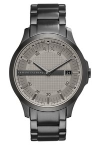 Armani Exchange - Watch - gunmetal - 0