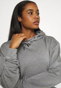 Even&Odd active - Jersey con capucha - dark gray - 3