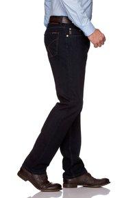 BRAX - COOPER - Straight leg jeans - darkblue - 2