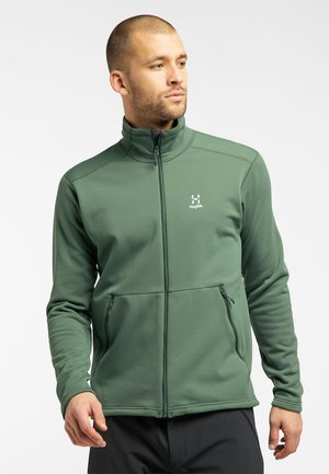 BUNGY JACKET - Fleece jacket - fjell green