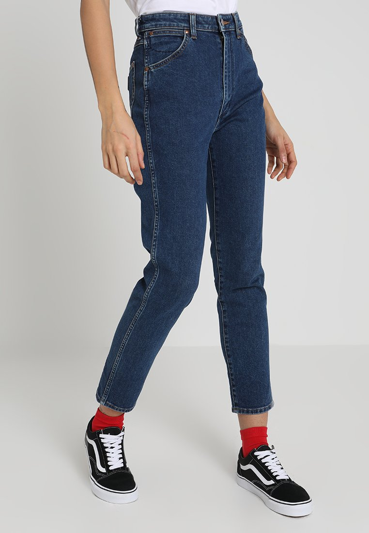 Wrangler - Slim fit jeans - blue denim