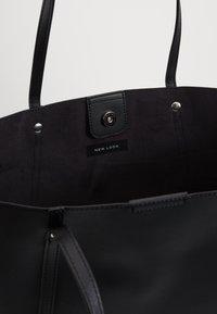 New Look - TIANA PLAIN TOTE - Shopper - black - 4