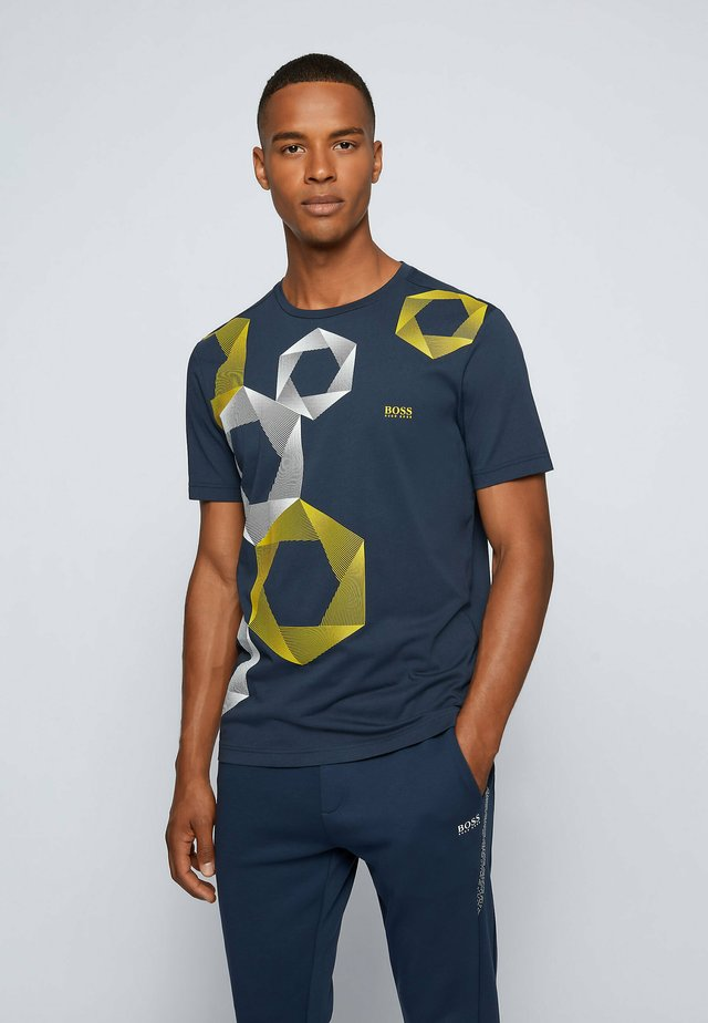2-PACK - T-shirts basic - patterned