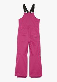 Roxy - NON STOP - Zimní kalhoty - beetroot pink - 1