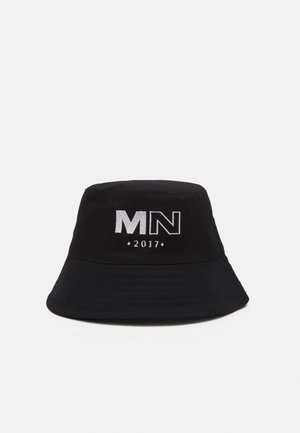 EMRBOIDERED LOGO UNISEX - Hatt - black