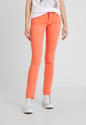 NEW BROOKE - Jeans Skinny Fit - coral
