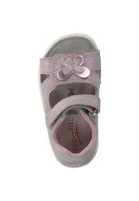 Superfit - Walking sandals - smoke kombi - 1